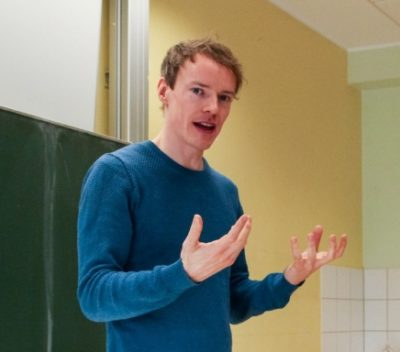 """""""Alle großen Sponsoren des VDCH in der Vergangenheit kamen über persönliche Kontakte zu Stande"""" - Philipp Stiel im Gespräch über die Sponsorensuche"""