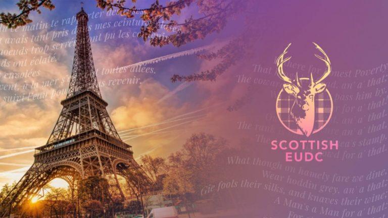 Paris Debate Weekend by Scottish EUDC 2018