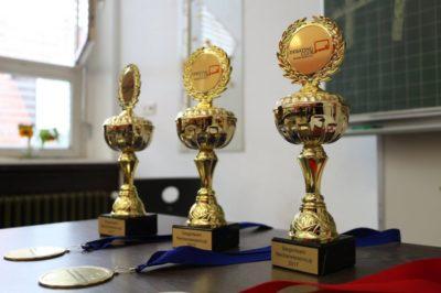 Preise Neckarwiesencup 2017 - © Debating Club Heidelberg e.V.