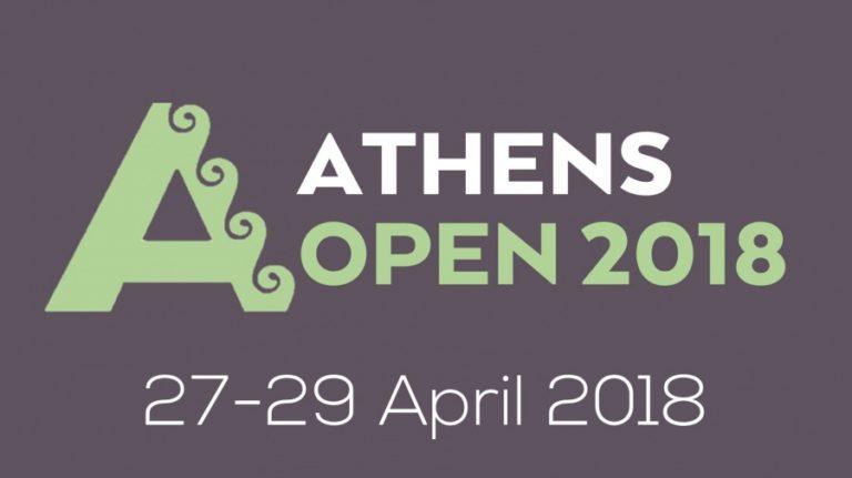 Athens Open 2018 (c) Athens EUDC 2019