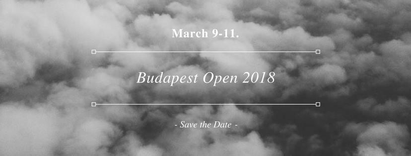 Budapest Open 2018 (c) Corvinus Vitaklub - Corvinus Debate Society