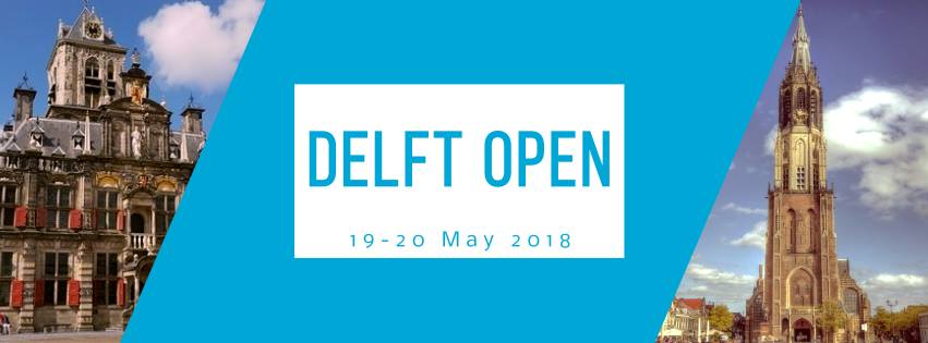 Delft Open 2018 (c) TU Delft Debating Club