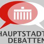 Logo Hauptstadtdebatten