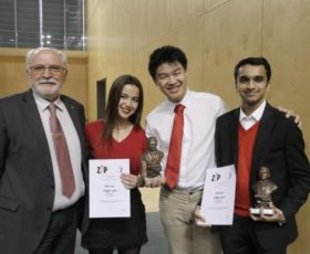 USA Red wins International Schools Debate Tournament Ljutomer