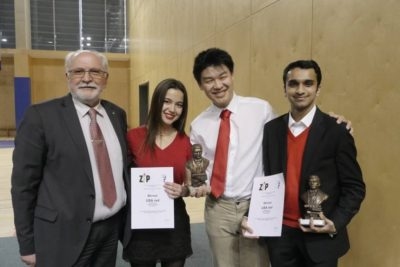 USA Red wins International Schools Debate Tournament Ljutomer