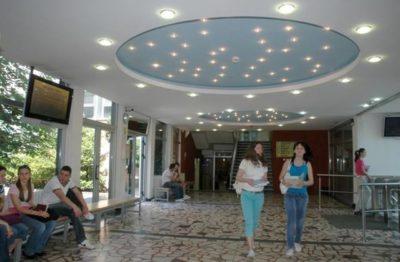 Inside the Novi Sad Business School - © Novi Sad Business School