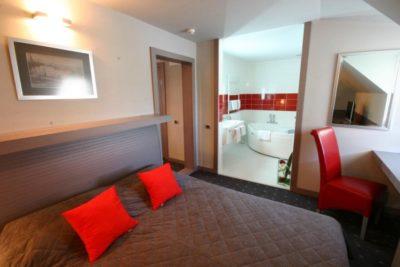 A room in the Novi Sad Hotel Leopold - © Hotel Leopold