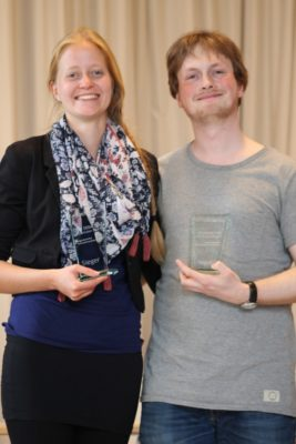 Sabrina Effenberger und Julius Steen - © Saskia Kennel