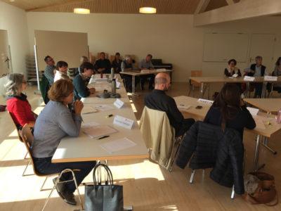 Beim Debattierclub Aargau in der Schweiz debattieren Berufstätige - © debattierclubs.ch