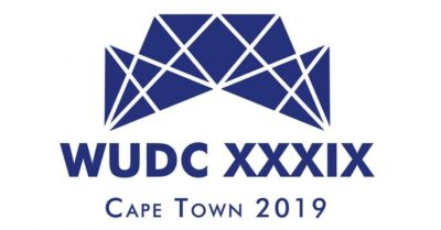 Cape Town WUDC 2019: The Break