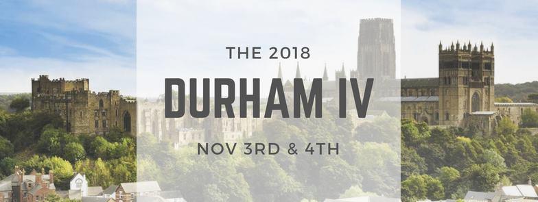 Durham IV 2018 Logo