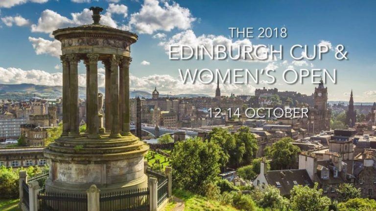 Edinburgh Cup and Women's Open 2018
