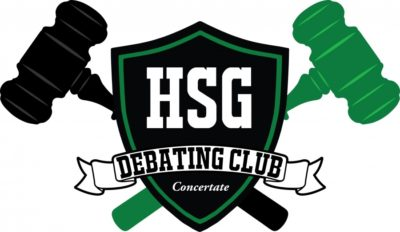 Logo Debating Club St. Gallen