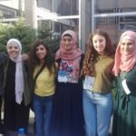 The Palestinian delegation - © Elisabeth Vikydal