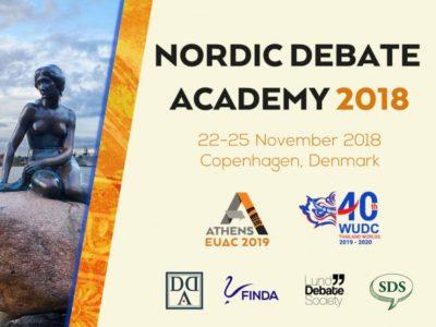 Nordic Debate Academy 2018