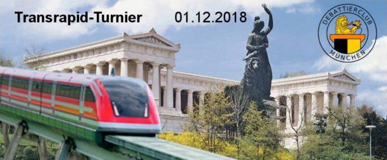 Transrapid-Turnier München 2018