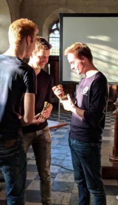 Leiden wins Roosevelt Open