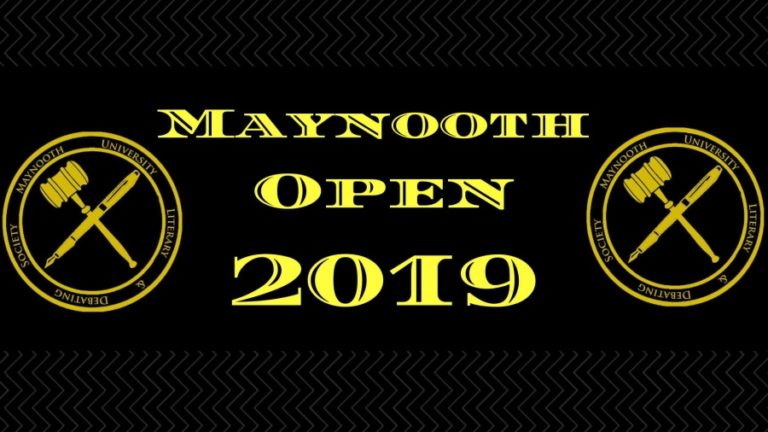 Maynooth Open 2019