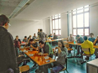 Sachsen-Anhalt-Derby 2012 Teilnehmer Chilli Con Carne - © DC Magdeburg