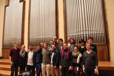 Mixed-Team gewinnt Campus-Debatte Tübingen