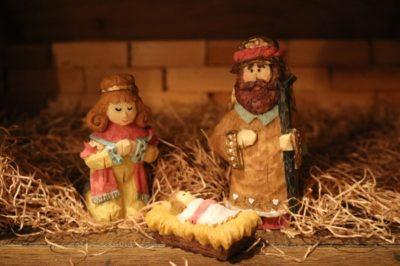 Doch kein Stall für Maria und Josef? Auch das kann debattiert werden - Bildquelle: Pixabay