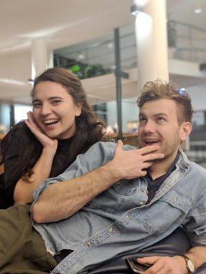 Melda Eren and Jure Hederih - © Gigi Gil