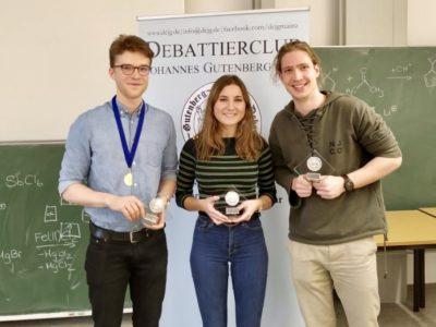 Münster gewinnt Mainzer Thementurnier