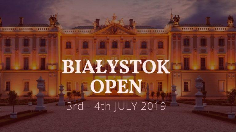 Białystok Open 2019