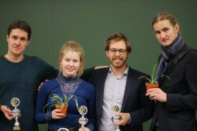 Tübingen/Stuttgart gewinnt den Streitkultur-Cup 2019