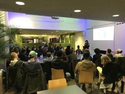 Gründung eines Debattierclubs in Darmstadt - Mitinitiator Max Frankenberger im Interview