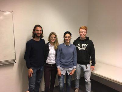 Neuer Vorstand in Hannover