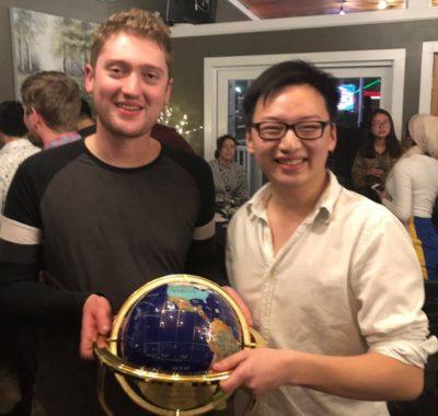 Oxford wins HWS Round Robin 2019