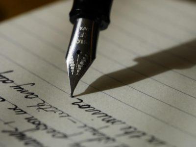 Ink-Debates – wie es sich anfühlt, Argumente niederzuschreiben statt Reden zu halten