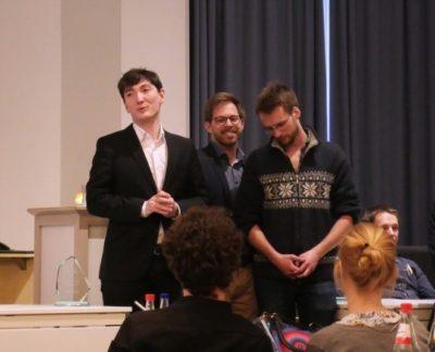 Tübingen/Göttingen gewinnt Campus-Debatte Mainz