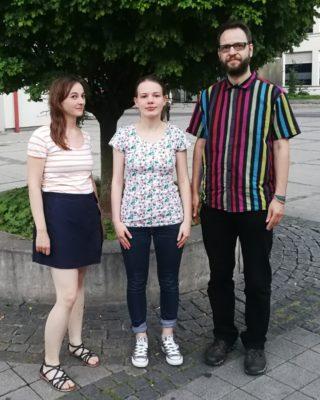Vorstandswechsel in Jena
