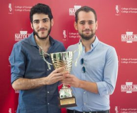 Tel Aviv wins European Round Robin 2019