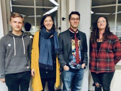 Neuer Vorstand in Halle