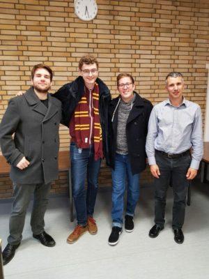 Mixed-Team gewinnt DCJG Freundschaftsspiel