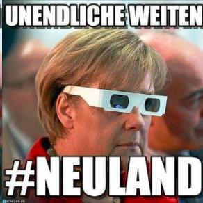 Mixed Team aus Münster/Hamburg gewinnt die #neuland-Debatten