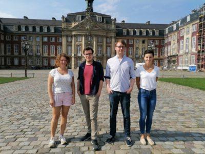Neuer Vorstand in Münster