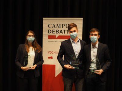 DDM 2020: Streitkultur verteidigt Titel