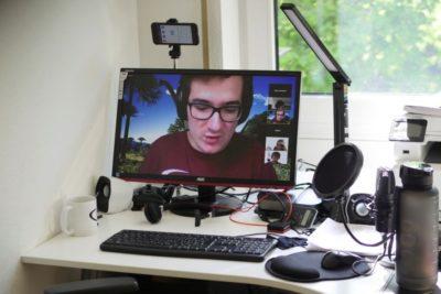 Auftreten im digitalen Raum - Nachträge zu Online OPD